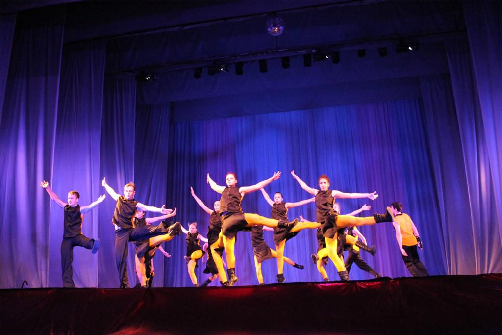 Фестивали хореографического искусства